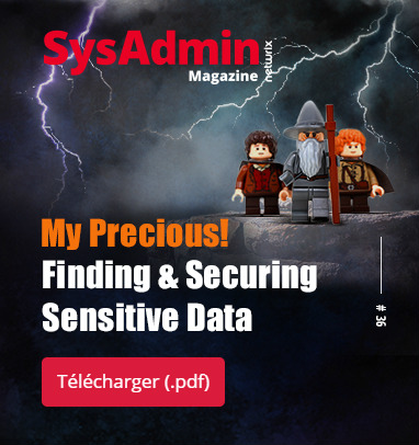SysAdmin Magazine: My Precious! Finding & Securing Sensitive Data