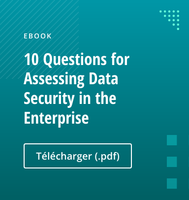 eBook: 10 Questions for Assessing Data Security in the Enterprise